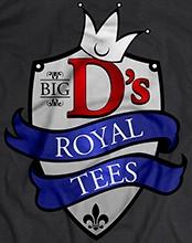big ds shirt