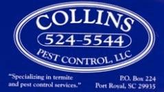 Collins Pest Control Logo
